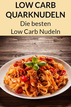 Low Carb Quarknudeln - Abendessen zum Abnehmen - - Low Carb Quarknudeln – Abendessen zum Abnehmen Gesunde Fitness Rezepte Our low carb curd noodles are made with low-fat curd and are a fantastic dinner that is perfect for losing weight. Meat Recipes, Crockpot Recipes, Vegetarian Recipes, Low Carb Recipes, Grilling Recipes, Frugal Meals, Easy Meals, Cena Light, 300 Calories