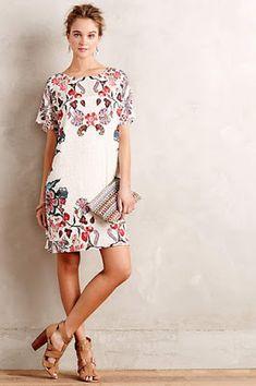 Anthropologie Favorites:: New Arrival Dresses/Skirts #anthrofave
