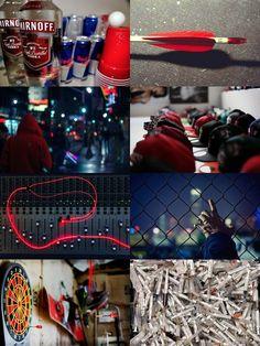DC Aesthetics: Red Arrow