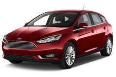 Ford Focus Hatch 5Dr 1.5TDCi 120 DPF SS EU6 Titanium X 6Spd