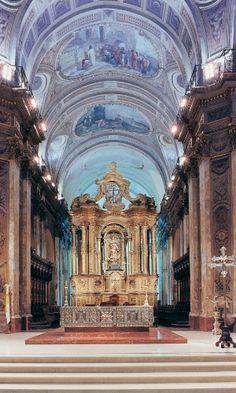 Altar da Catedral Metropolitana, Buenos Aires, Argentina