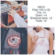 133 Best vintage filters images in 2018 | Vsco filter, Vsco