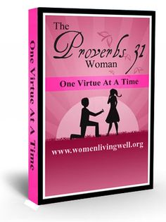 Free Proverbs 31 Ebook by Courtney @ WomenLivingWell.org