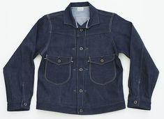 Rising Sun Jeans - Cattleman Denim Jacket
