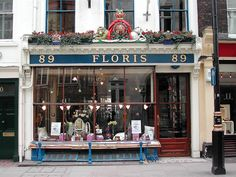 Beauty Flapper loves Floris of Jermyn Street in London. They can create a bespoke fragrance blend just for you and then keep its secret recipe safe for you ready for when you need a refill ....We rather approve of that!!