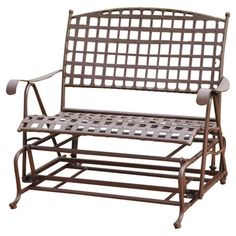 Perfect for enjoying the morning papers and a latte or catching up with an old friend out of the afternoon sun, this classic design adds a relaxing touch to ...