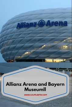 Get to know the inside and outside of one of the most beautiful stadiums in the world, the Allianz Arena. The Bayern Museum is a must do for sports fans!