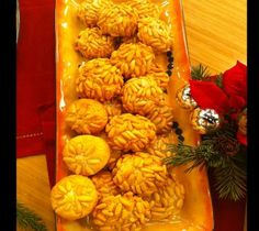 Almond Pine Nut Cookies: This one of the most classic Italian American cookies, and it is one of the easiest to make!