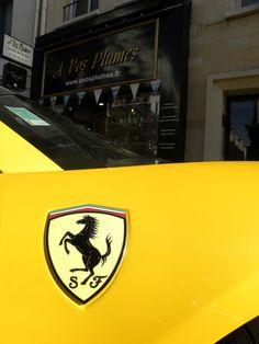 une belle ferrari 458 italia pour univers-gt Bmw, Ferrari 458, Porsche Logo, Italia