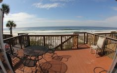 2 Bedroom Townhouse Rental in Panama City Beach, Florida, USA - BeachSide East Gulf front Townhouse
