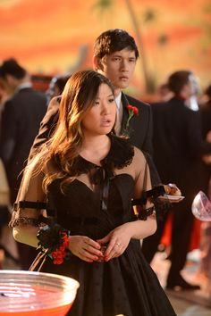 "Next week Glee will have it 3x 19 Episode ""Proma-saurus"". A wacky prom theme that is thought up by the one and  only McKinley High School Class President  Brittany S Pearce(Heather Morris). Blaine (Darren Criss) and Kurt (Chris Colfer) make darn sure that Kurt is not prom king again!"