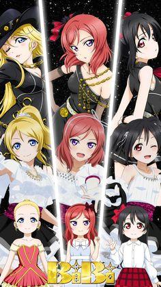 bibi All Anime, Anime Art, Yuri Love, Manga, Love Live Nozomi, Love Live School Idol Project, Beautiful Dark Art, Bffs, Anime Lindo
