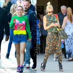 Yikes! Miley Cyrus and Gwen Stefani were just two of the worst dressed celebs this week. See them all HERE!