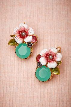 Kilauea Earrings