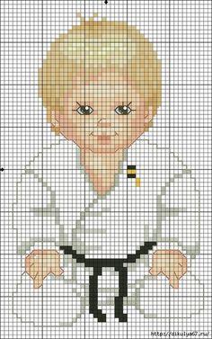 Point de croix *m@* Cross stitch  24 (437x700, 307Kb)
