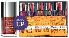 CoverGirl Mini Nail Polishes, Only $0.29 at Walgreens!