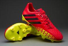 best loved 5aeae b606b adidas Predator LZ TRX FG Cleats - Red Black Electricity