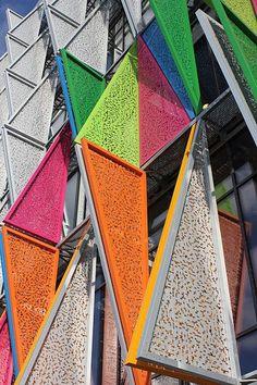Zona-Arquitectura: Campus Kolding_Dinamarca #Arquitectura