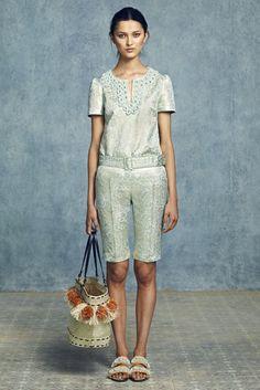 Tory Burch Resort 2013 - Runway, Fashion Week, Reviews and Slideshows - WWD.com