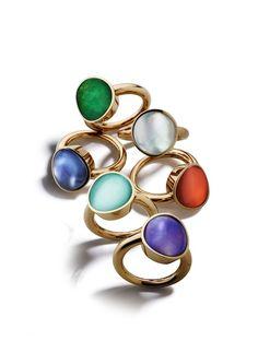 Vhernier anello Cardinale con giada verde http://www.molu.it/?p=2836