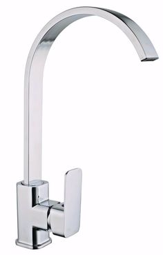 Polished Chrome 360 Swivel Degree High-Arch Spout Bar Kitchen Faucet - Kitchen Faucets - Ideas of Kitchen Faucets Kitchen Faucets Lowes, Kitchen Faucet Reviews, Bowl Sink, Vessel Sink, Bar Kitchen, Sink Taps, Polished Chrome, Arch, Ebay