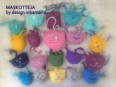 Crocheteded Toys by design inkamaria :)