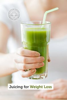 Turning to juicing when you're trying to lose weight will help you do more than simply shed pounds and be a nutritious food source that supplies your body with high quality calories to be used for energy.