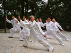 """Mind, body, spirit, and life force - unified in tai chi."" - TCJ taichicrossroads.blogspot.com"