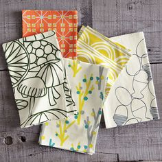 Tea Towels from West Elm