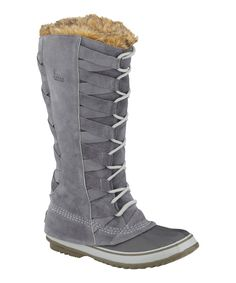 Take A Look At This Boulder Varsity Gray Cate Of Alexandria Duck Boot