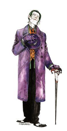 Joker Streets of Gotham 19