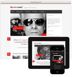 Collection of New and Free WordPress Themes
