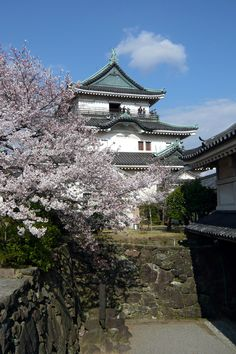 Wakayama Castle (和歌山城? Wakayama-jō) in Wakayama, Wakayama Prefecture, Japan, sits at the mouth of the Kii River. Originally Ōta castle, home of the Saiga Ikki, it was captured by Toyotomi Hideyoshi in 1585, during the Siege of Negoro-ji; many monks from Negoro-ji sought refuge in Ōta, which was soon destroyed by flood.