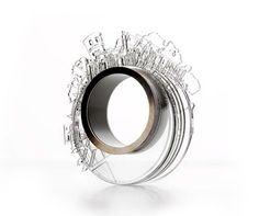 Marieken Meeuwssen  Bracelet: Stedelijke Patronen, Mijn Stad 2012  Mixed Media