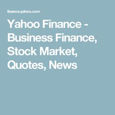 "Yahoo Stock Quote Mesmerizing Quote ✍ ""marketing Without Data Is Like Driving With Your Eyes . Inspiration"