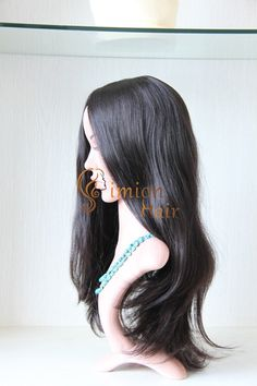"""16""""1B# off black color Style 3 big layer stock and customized Mongolian hair Jewish Kosher women sheitals! Professional and best price&service! WhatsApp:+008615853264503 E-mail: info@simionhairlash.com http://www.aliexpress.com/store/group/Professional-Jewish-Kosher-Wigs/1379926_260588470.html"""