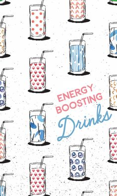 Stuck in a creative rut? One of the best ways to boost your creativity is through making smart drink choices. Here are 10 drink recipes for more energy to help you get started.