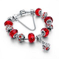 Royalty Charm Bracelet