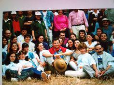 Visita del Príncipe de Asturias en 1998