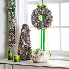 Wisteria - Holiday - Holiday Decor - Trim a Tree -  Shimmering Champagne Forest - Garland - $19.00