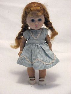 http://andsewitgoes.blogspot.com/2012/01/ginny-got-around.html  An adorable Ginny doll