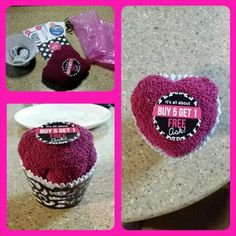 Super cute way to sample out Perfectly Posh.  Want a sample? Message me!! www.perfectlyposh.com/lmcchesney