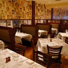 Best Washington DC Steakhouses: The Palm: DC Steak Restaurant, Private Dining Downtown