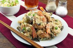 Originally called Buttermilk Shrimp in his home country of Brunei, this was a dish that was served in resturants everywhere. He's worked hard to transform this dish into a keto-friendly recipe, and let me tell you – it is well worth the..