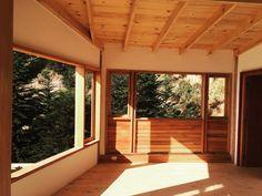 Galería de Casa en la punta del cerro / Lotecircular - 10 Patio Grande, Tiny House, Home Renovation, Ranch, Pergola, Deck, Outdoor Structures, House Design, Cabin