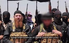 An image made available by Jihadist media outlet al-Itisam Media on June 29, 2014, allegedly shows members of the IS (Islamic state) includi...
