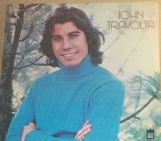 John Travolta Sealed VinylPop Record Album by RASVINYL on Etsy