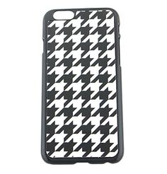 Alabama Houndstooth print pleather iPhone 6 protective shell case casing for perfect cover and precision fit BlingKicks http://www.amazon.com/dp/B00R26GUYA/ref=cm_sw_r_pi_dp_vdOVub0JFR520&keywords=iphone+6+case