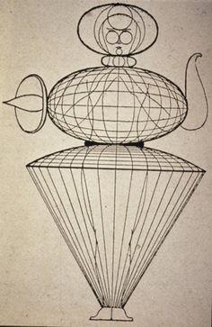 Oskar Schlemmer. Technical Organism,