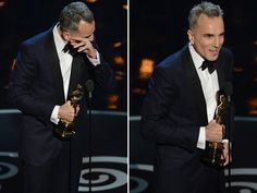 Daniel Day-Lewis quebra o recorde de Oscar de melhor ator